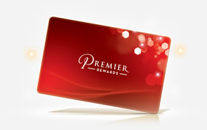 Sign up to Premier Rewards