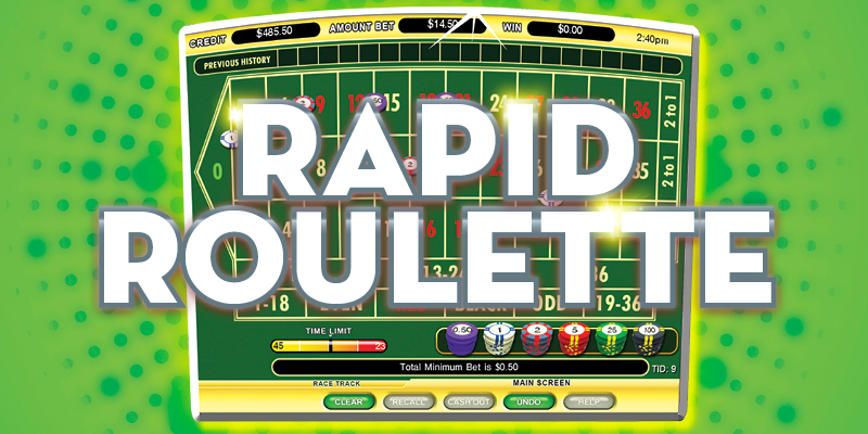 Learn to play Rapid Roulette